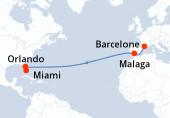 Barcelone, Navigation, Malaga, Navigation, Navigation, Navigation, Navigation, Navigation, Navigation, Navigation, Navigation, Orlando, Miami