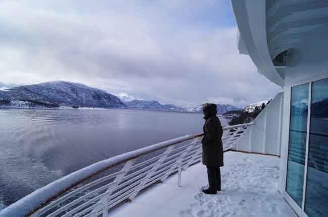 ms-trollfjord - immagini 7