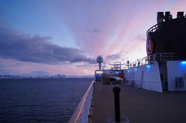 ms-trollfjord - immagini 8
