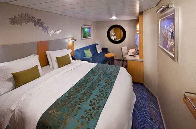 Allure of the Seas - Cabine intérieure