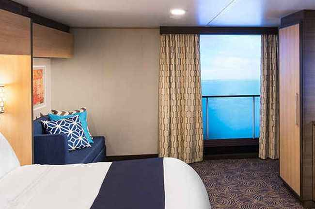 Anthem of the Seas - Cabine intérieure