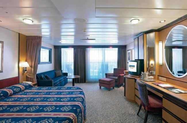 Brilliance of the Seas - Suite