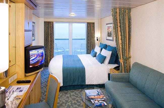 Explorer of the Seas - Cabine balcon