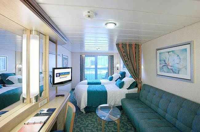 Freedom of the Seas - Cabine balcon