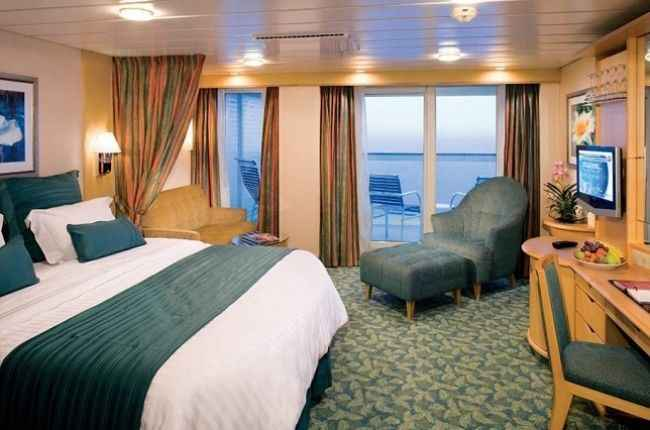Freedom of the Seas - Suite