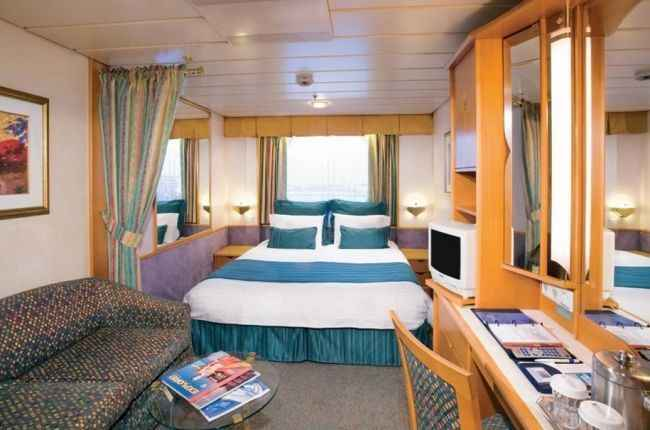 Grandeur of the Seas - Cabine extérieure