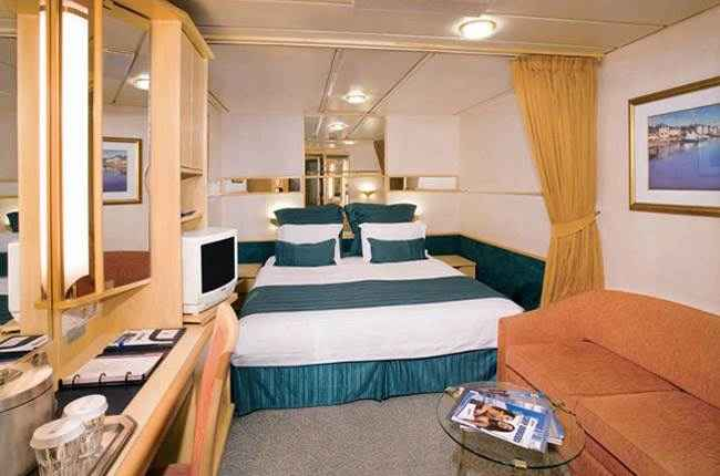 Grandeur of the Seas - Cabine intérieure