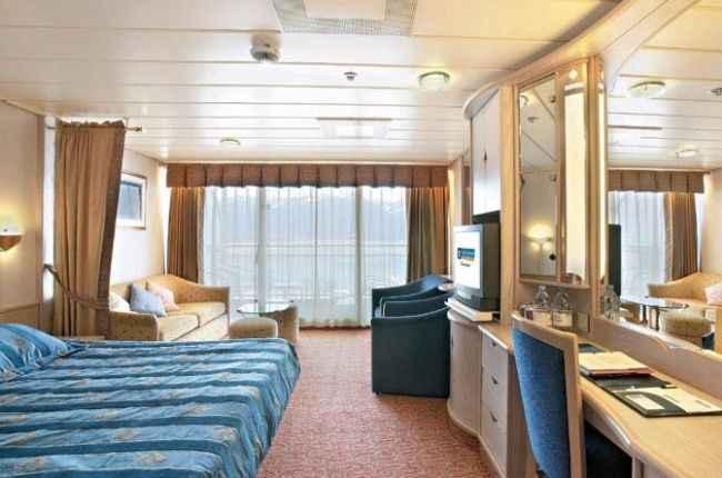 Grandeur of the Seas - Suite