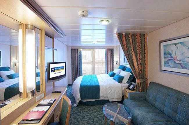 Independence of the Seas - Cabine balcon