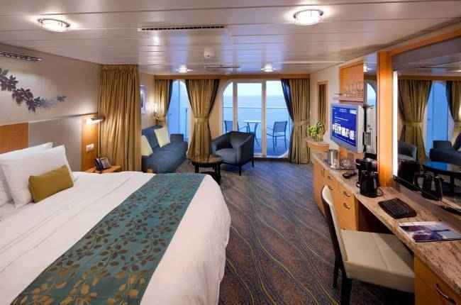Oasis of the Seas - Suite