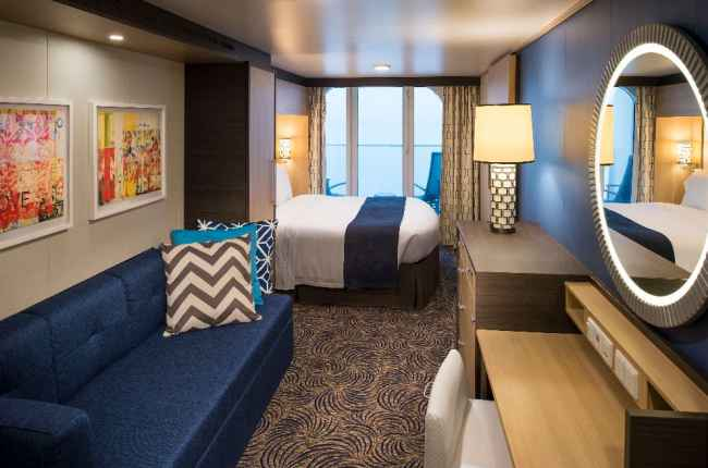 Odyssey of the Seas  - Cabine balcon