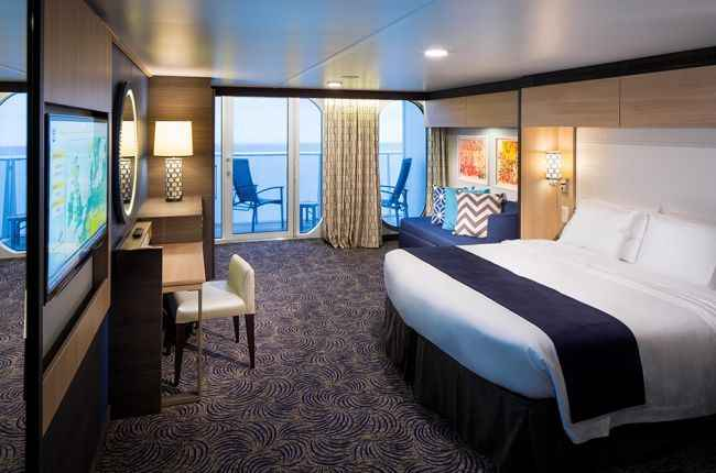 Ovation of the Seas - Suite