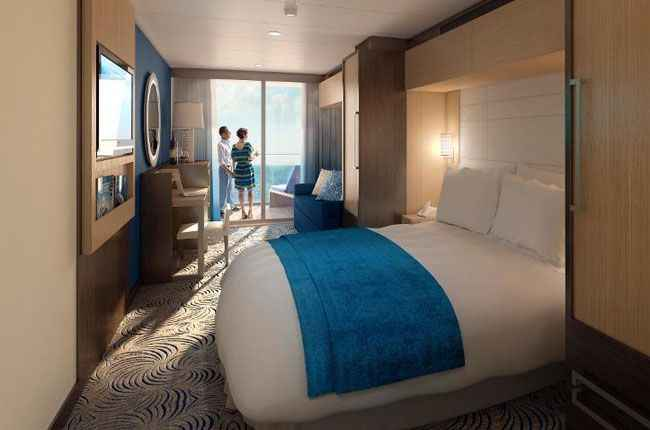 Quantum of the Seas - Cabine balcon