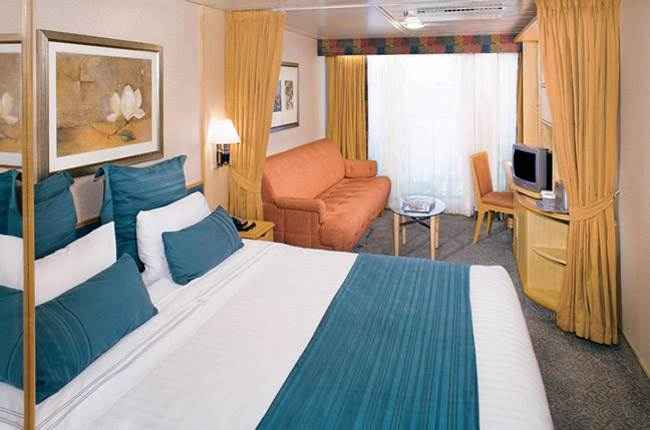 Rhapsody of the Seas - Cabine balcon