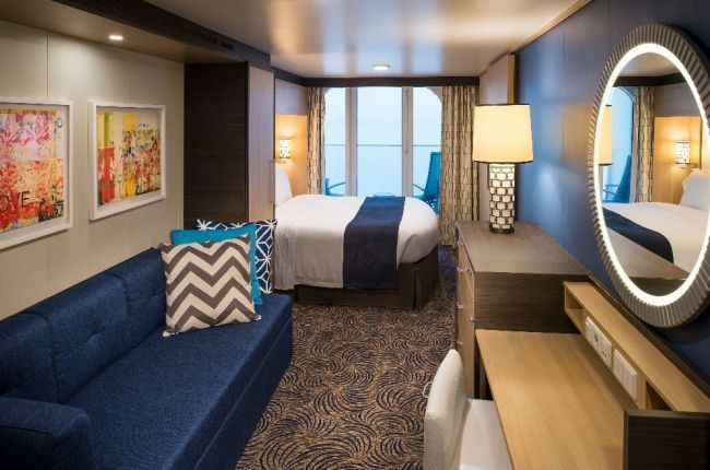 Spectrum Of The Seas - Cabine balcon