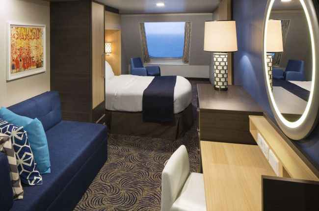Spectrum Of The Seas - Cabine extérieure