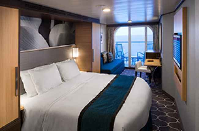 Symphony of the Seas - Cabine balcon