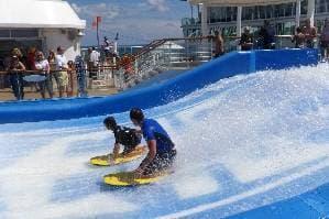 Simulateur de surf Flowrider®
