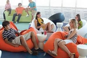 New teen : espace pour adolescents