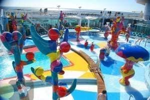 Parc aquatique pour enfants H2O Zone