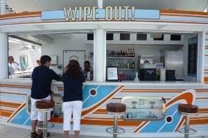 Wipe Out Bar