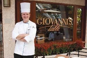 La Table de Giovanni - Spécialité de la Toscanne