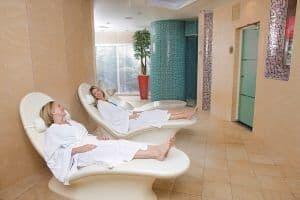 VitalitySM Spa avec vaste gamme de soins