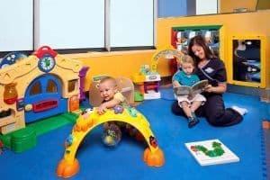 Programme bébés de 6 à 36 mois