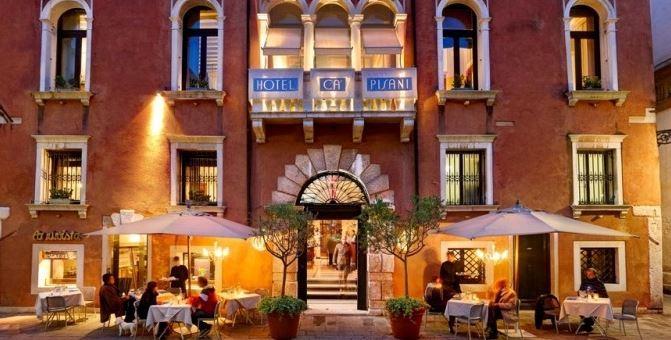 Ca' Pisani Hôtel