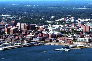 Portland - Maine (East Coast)