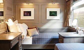 Cabine grand luxe - Belmond Grand Hibernian