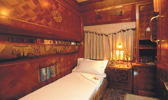 Cabine Pullman - Eastern and Oriental Express