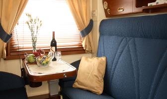 Cabine Silver Class - Transsibérien Golden Eagle