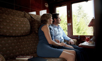 Compartiment Suite - Venice Simplon-Orient-Express