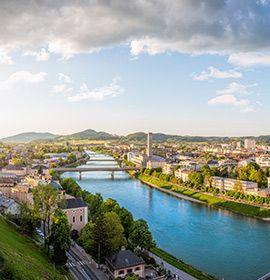 destination Autriche