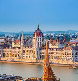 destination Hongrie